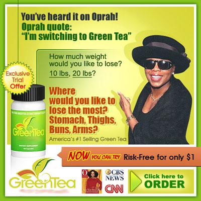 Fake Oprah advertisement